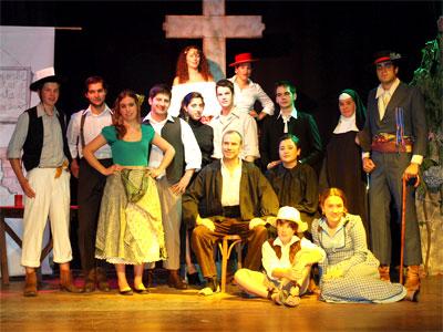 grupo de teatro Cateja
