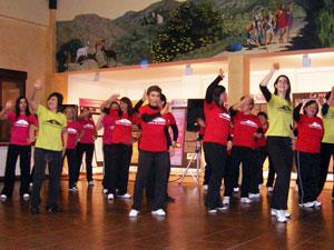 Encuentro deportivo Cau Fondo, San Miguel de Valero