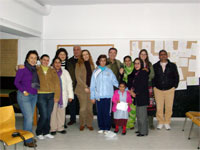 Proyecto integración en Béjar