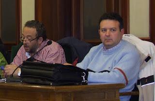 Jose Luis Rodriguez Celador y Raul Hernandez