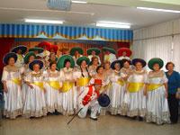 Celebrando el Carnaval, Centro de Día de Personas Mayores de Béjar