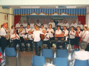 Coro del Centro de Día Personas Mayores de Béjar