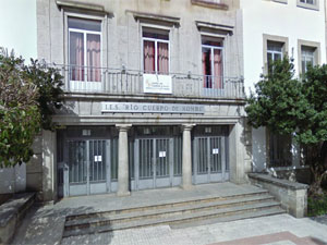 Sección de la Escuela Oficial de Idiomas en Béjar