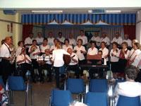 Grupo de Canto del Centro de Día de Mayores de Béjar