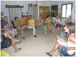 Reunión Centro Zahoz