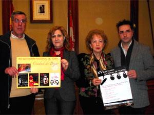 Presentación del Certamen de Teatro Ciudad de Béjar