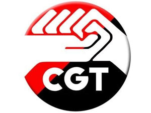 simbolo CGT, sindicato