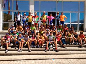 Campus de Ciclismo en Béjar