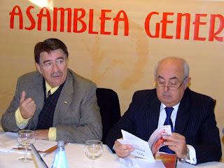 Cipriano González y Manuel Bruno