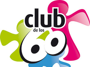 Logotipo Club de los 60