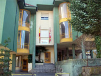Colegio Marques de Valero, Béjar