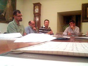 Comisión Mixta Participación Ciudadana de Béjar