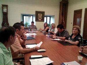 Reunión Comisión Mixta Participación Ciudadana