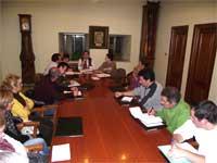 Reunión Comisión Mixta Participación Ciudadana Béjar