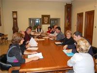 Reunión Participación Ciudadana de Béjar