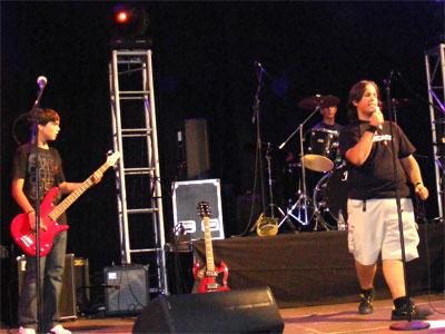 Concierto de Rock en Béjar