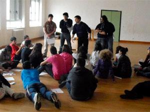 Encuentro de Jovenes, Béjar