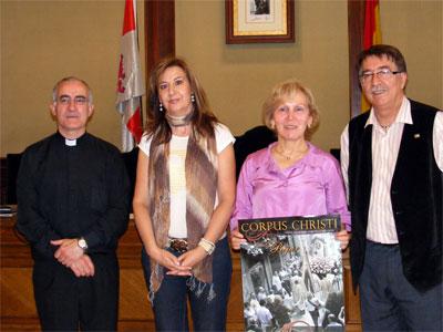 Presentación Corpus Christi Béjar 2010