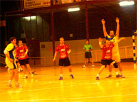 CP Bejarano Balonmano - Universidad de Valladolid