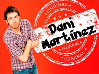 "Dani Martínez, ""Rechaze imitaciones"""