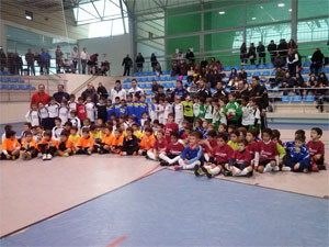Jornada Fútbol Sala Salamanca
