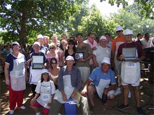 Ganadores concurso Día del Calderillo Bejarano 2011