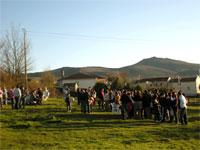 Día del Hornazo, Escurial de la Sierra
