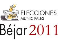Elecciones Béjar 2011