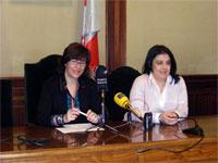 Rueda de Prensa de Elena Martin, concejal Medio Ambiente de Béjar