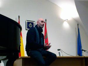 Emilio Pérez, Secretario General de la Unión provincial del sindicato CCOO