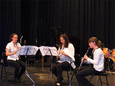 Encuentros de la Escuela de música de Béjar