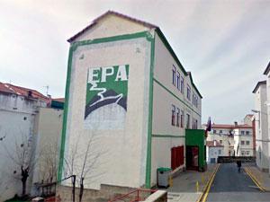 Edificio del centro de eduacion de adultos