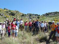 Ruta por los origenes de la comarca de Béjar, Equinoccio 2009