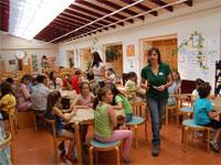 Taller infantil Equinoccio en Béjar