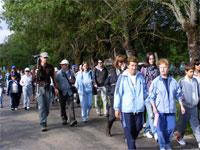 Ruta Ornitológica por la Via de la Plata, La Calzada de Béjar