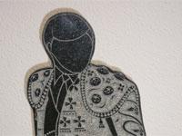 Escultura de David Vaamonde
