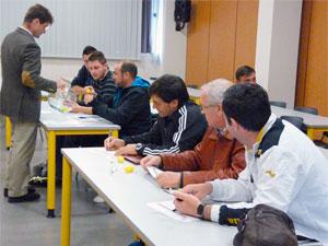 Sorteo fase de ascenso, Federación de Fútbol de Castilla y León