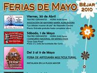 Cartel Ferias Mayo 2010