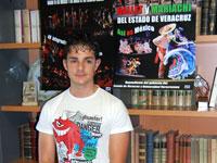 Fernando Arroyo, presentación Verano Cultural Béjar 2010