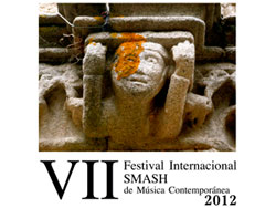 Cartel VII Festival Internacional SMASH de Música Contemporanea Salamanca