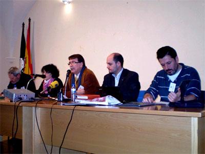 Asamblea anual de Fevesa en Béjar, marzo de 2010