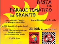 Fiesta del Parque Temático del Granito, Los Santos
