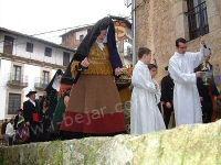 Procesión de La Candelaria, Candelario