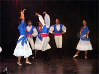 Ballet de Carmen Cantero en el Teatro Cervantes de Béjar
