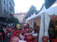 Casetas Fiestas Béjar 2008