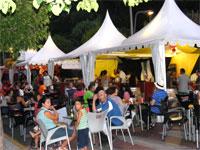 Casetas Fiestas Béjar 2010