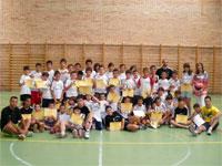 Campus de Futbol Sala en Béjar