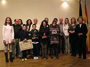 Premiados Concurso de Belenes Béjar 2012