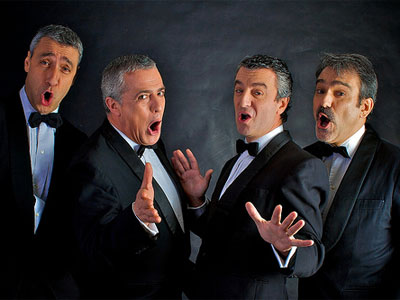 Golden Apple Quartet