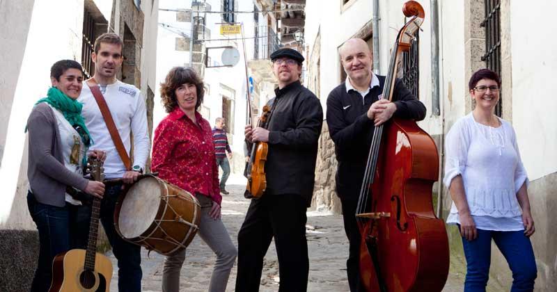 El Grupo Velahí presenta el Cancionero de Candelario